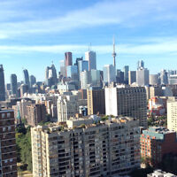 December 1st - Condo Room for Rent Downtown College & Jarvis