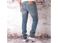 Original size. 32 Levis jeans