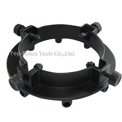 Universal Metal Octagonal Speed Ring for softbox Strobe Flash Studio (Strobe Speed Ring)