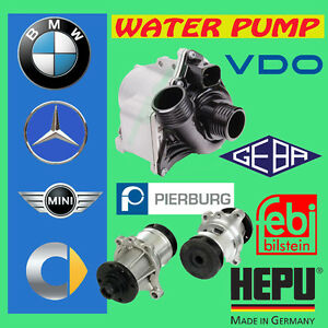 Water Pump/Thermostat/Tensioner/ Belt/Pulley/Radiator/Fan