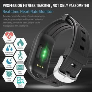 K1 Smart Bracelet Real-time Heart Rate Monitor IP68 Waterproof Smart Band Activity Tracker ( free shipping)