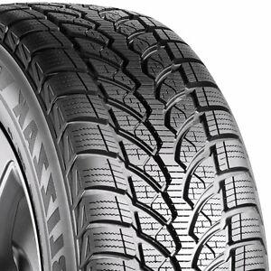 2 Blizzak 245/45/R20 winter tires