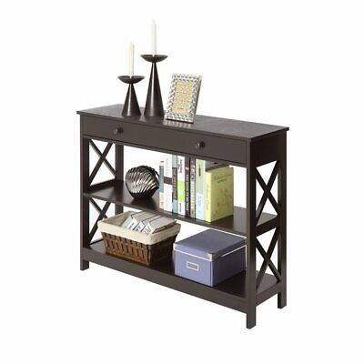 Convenience Concepts Oxford 1-Drawer Console Table, Multiple