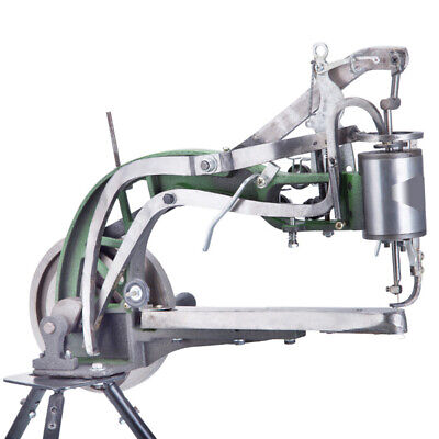 Safty Use Hand Cobbler Shoe Repair Sewing Machine Leather Cloth Cotton Nylon Usa