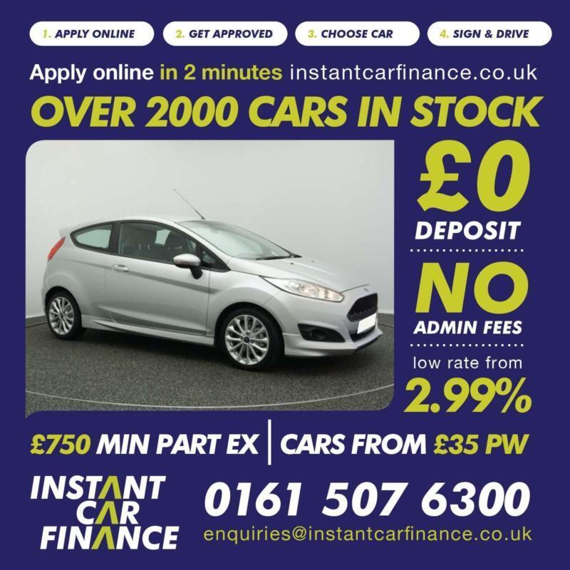 Ford Fiesta 1.0 ( 125ps ) ( E6 ) EcoBoost ( S/s ) 2014.5MY