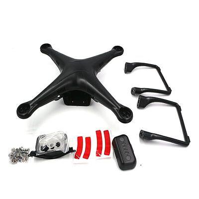 UAV Body Shell for DJI Phantom 2 DIY Drone Upper/Lower Cover Quadcopter parts