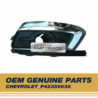 Right Passenger Side Bumper Bezel Fog Lamp Cover k For Chevrolet Cruze 2016-2018
