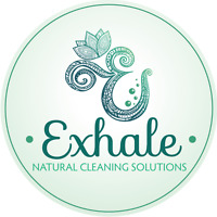 Exhale Natural Cleaning Solutions, cleaning services.