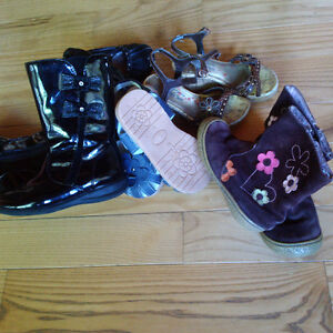 Girls Shoes & Boots 9 -10