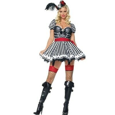 Treasure Chest Pirate Adult Womens Costume, 83378, Leg Avenue](Treasure Costume)