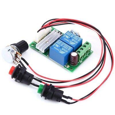 6v-24v Adjustable Dc Reversible Motor Speed Regulator Controller Pwm Dl5