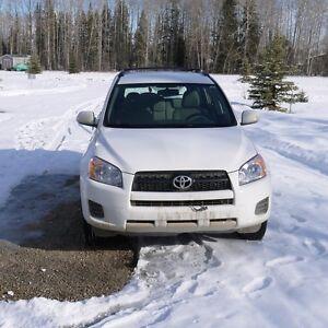 2010 Toyota RAV4 SUV, Crossover