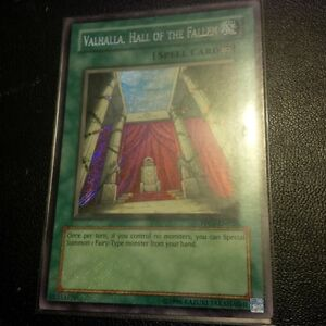 yu-gi-oh Valhalla, Hall Of The Fallen PP02-EN020