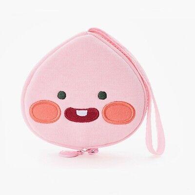 Kakao Friends Official Goods Little friends Apeach Coin Wallet Pouch GKKF0595