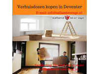 bedrijfsvoorraad opslag | Verhuisdozen deventer