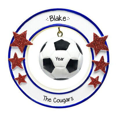 Personalized Soccer Balls (3D Soccer Ball Personalized Christmas)