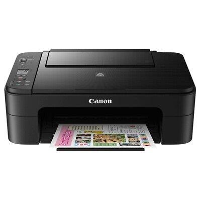 Impresora Canon Multifunción Pixma TS3150 Wifi Negra