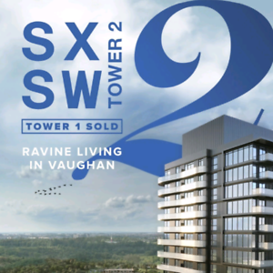STARTING FROM THE HIGH $300's - SXSW TOWER 2