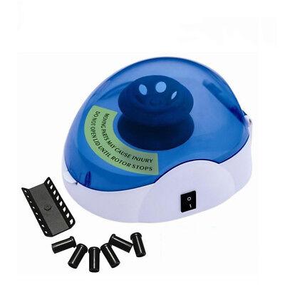 New 220v Professional Microcentrifuge Mini Laboratory Centrifuge Mini4k 4000rpm