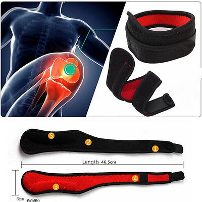 new  Sport Gym Patella Tendon Knee Support Strap Brace Pad Band Protector PH