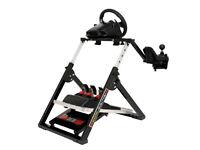 Racing Wheel Stand + Floor Mat ( NEXT LEVEL RACING) Brand New