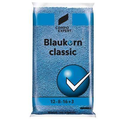 Compo 25 kg Blaukorn Classic Volldünger Universaldünger NPK Rasendünger