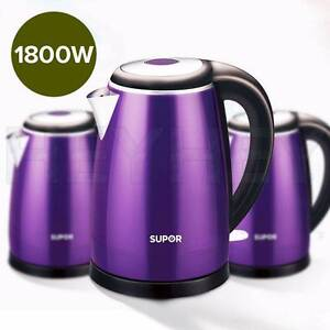 18/10 Stainless Steel Cordless 1.7L Kettle Jug Electric 360 Base Melbourne CBD Melbourne City Preview