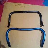 pieces fixie anodize, frein, poteau selle, guidon etc