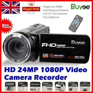 24MP Buyee HD 1080P Digital Video Recorder Camera 3.0