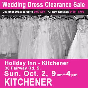 Wedding Dress Clearance Sale Bridal Show   $199-$799 Sz 2-28