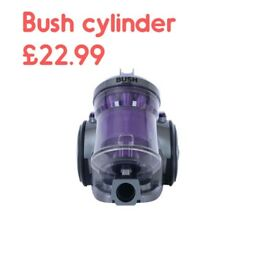 BUSH CYLINDER VACUUM CLEANER HOOVERS