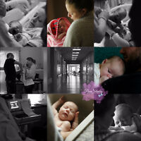 DOCUMENTARY Photographer - Births, Weddings, DITL Sessions