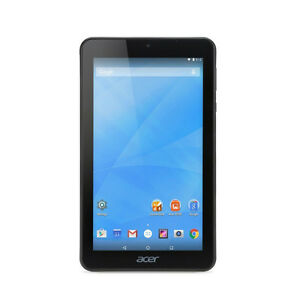 "ACER 7"" TABLET 16GB ANDROID 5  DUAL CAMERA LIKE NEW"