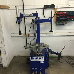 Tire changer machine baseline 500 for sale