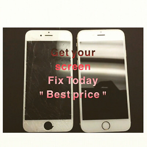 iPhone Screen Repair. We Come To you!