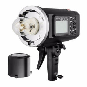 Godox AD600BM 600W HSS Portable Flash Strobe Bowens Mount