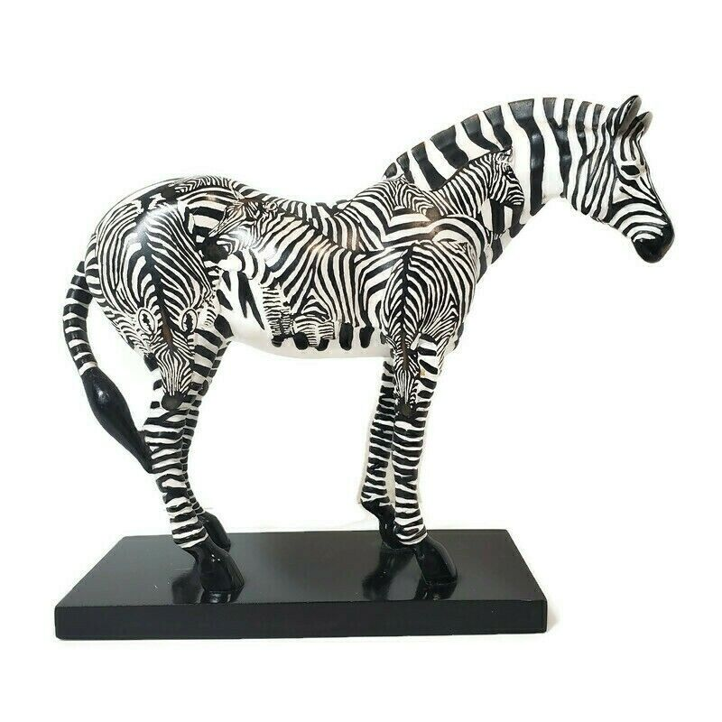 Westland Trail of Painted Ponies 2005 INCOGNITO (Zebra) 2E/ 11573