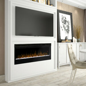 """Dimplex Prism Series 50"""" Linear Electric Fireplace brand new in"""