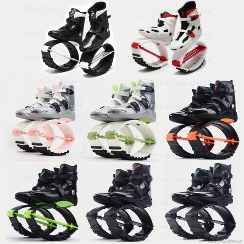 Zapatos de saltos Jumping Fitness para hombres y mujeres, Zapatos de rebotes