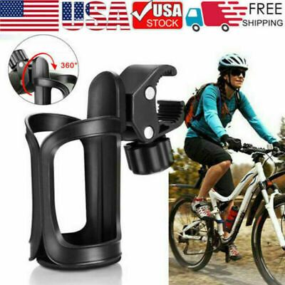 Nylon Fiber Bike Water Bottle Cage Lightweight Cup Beverage Drink Stand Holder