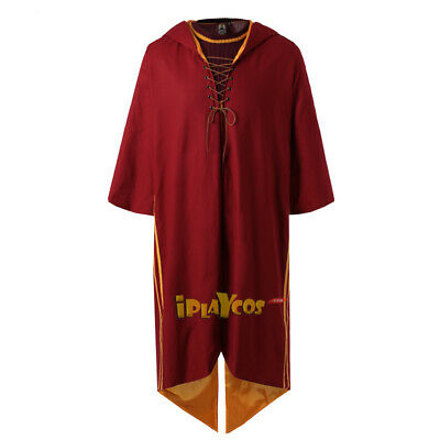 Movie Costume Quidditch Gaming Cosplay Robe Ravenclaw Gryffindor Slytherin - Ravenclaw Quidditch Robes