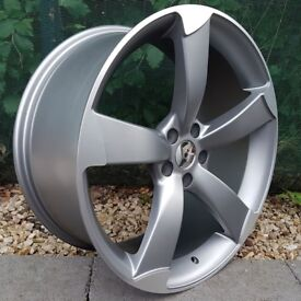 "20"" TTRS Style Alloy Wheels for Audi A4, A5, A6 Etc"
