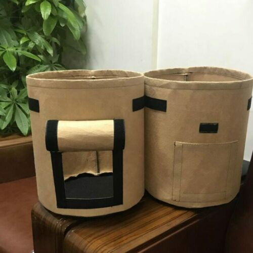 Plant Grow Bags Home Garden Potato Pot Greenhouse Vegetable Growing Bags