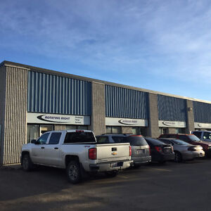 2,230 Sq Ft Warehouse Bays for Lease - South Side