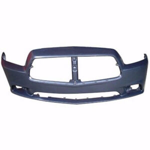 New Painted 2011-2014 Dodge Charger Front Bumper & FREE shipping