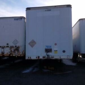 Storage trailer in Barrie, ON for sale