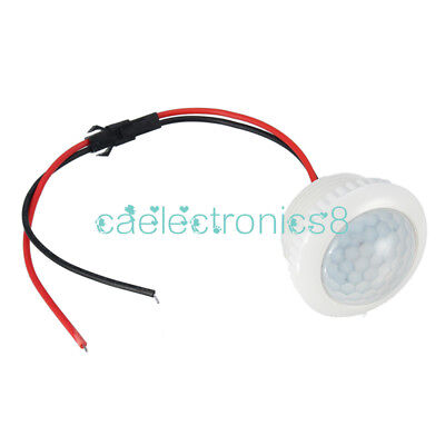 220v 50hz Pir Induction Light Control Ceiling Lamp Body Infrared Switch Ca