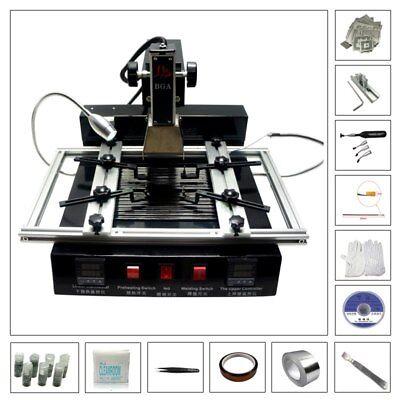 Ly M770 Bga Rework Station Reballing Machine With Directly Heating Reballing Kit