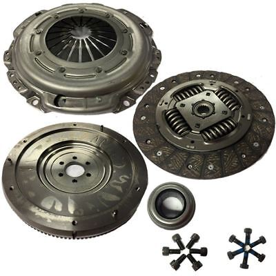 FLYWHEEL AND CLUTCH KIT WITH ALL BOLTS FOR A CITROEN XSARA PICASSO MPV 16 HDI