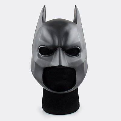 MASKE BATMAN THE DARK KNIGHT, COLLECTORS, SCALE 1/1 (The Dark Knight Masken)